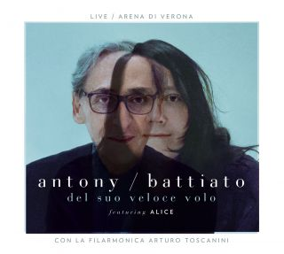franco battiato e antony cd2013