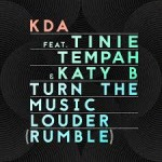 kda turn the music