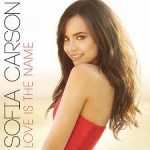 sofia carson love is