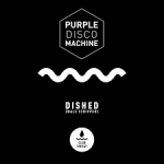 purple disco machine dished