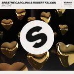 Breathe Carolina, Robert Falcon - My Love - Video Testo Traduzione