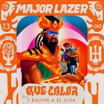 Major Lazer feat. J Balvin, El Alfa - Que Calor