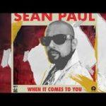 sean paul when it comes